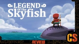 LEGEND OF THE SKYFISH - REVIEW (Video Game Video Review)
