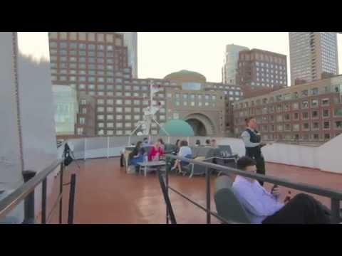 Odyssey Cruises on the Boston Harbor