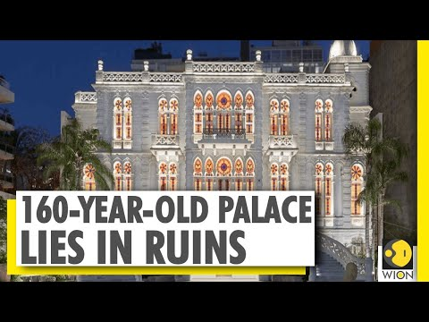 Deadly explosion in Beirut decimates Sursock Palace | Lebanon | World News