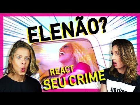 """REAGINDO AO  """"SEU CRIME"""" DA PABLLO VITTAR React e Comentários"""