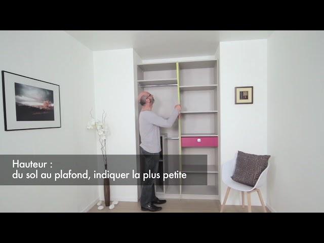 Iliko Prise De Cote Porte De Placard Coulissante Youtube