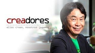 Creadores. Capítulo 3: Shigeru Miyamoto