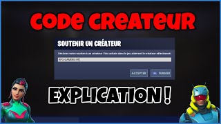 I HAVE MY FREE CODE ON FORTNITE! explanation!