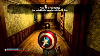 Captain America: Super Soldier Gameplay (Part 2 of 6)