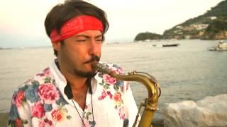 Gambar cover Ehrling - Sthlm Sunset (Tropical House Sax)