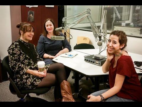 RAWIYA: KTCU Interview with Tanya Habjouqa and Tasneem Alsultan