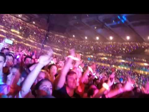 Coldplay Dublin 2017 - Up&Up