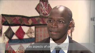 African IDA FInance Ministers - The World Bank IDA