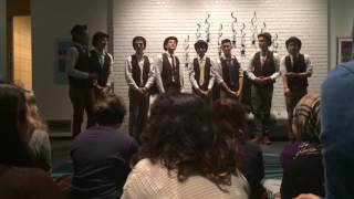 The Brown Derbies (Brown University) @Smith College Cutter House Winter Weekend 2016