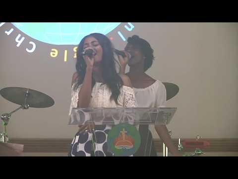 ECWCI - September 24, 2017 Worship and Word of God