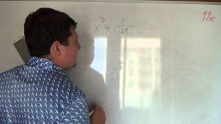 Алгебра 11 класс. 6 сентября. понятие корня степени n й степени #6