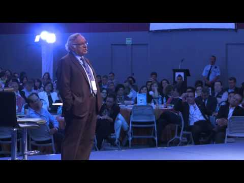 Dr. Ichak Adizes Delivers the Keynote Session at Tec de Monterrey
