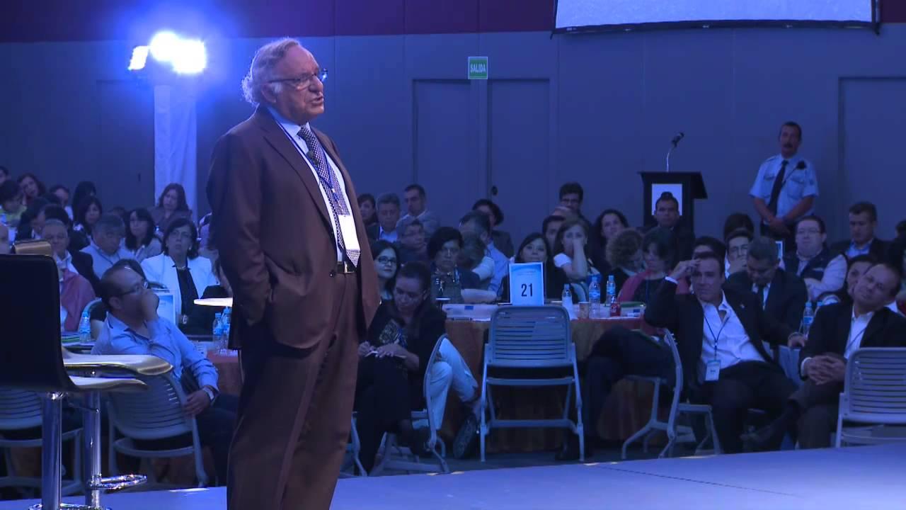 Dr  Ichak Adizes Delivers the Keynote Session at Tec de Monterrey