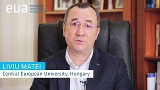 4th Funding Forum – Liviu Matei, Central European University, Budapest, Hungary thumbnail