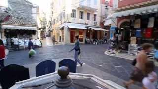 Греция.  Корфу.  Корфу  Таун  (Керкира)(, 2015-03-14T12:38:34.000Z)