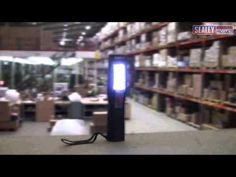 sealey-led2105-rechargable-inspection-lamp