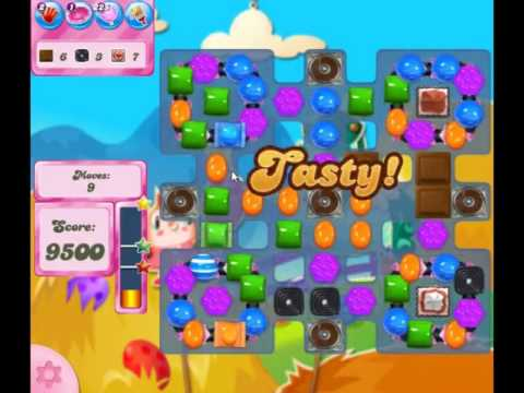 Candy Crush Saga Level 2449 - NO BOOSTERS
