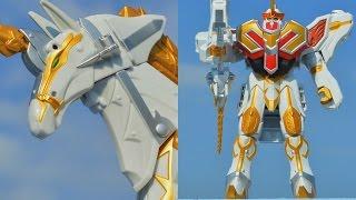[TMT][166] Review DX SaintKaiser! Mahou Sentai Magiranger! 魔法戦隊マジレンジャー thumbnail