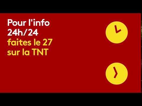 """Vidéo 24, faites le 27 sur la TNT"""""""