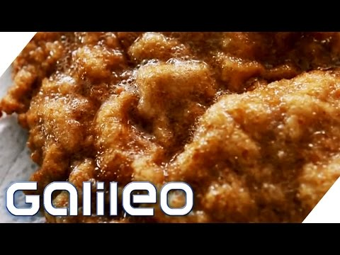 Wiener Schnitzel | Galileo Lunch Break