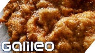 Wiener Schnitzel | Galileo Lunch Break