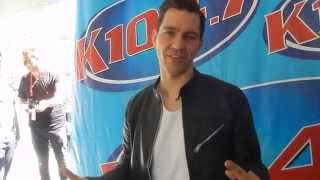 A message from Andy Grammer to Marissa