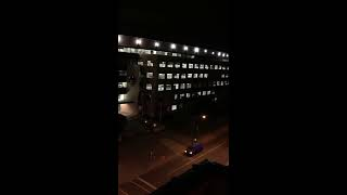Shootout in front of the Dallas Police Headquarters