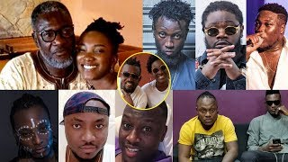 Gh Celebs EXPOSE Bullet Over EBONY REIGNS Tribute Concert
