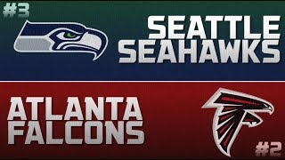 ~NFL~ (Week 2) Seattle Seahawks @ Atlanta Falcons Roblox