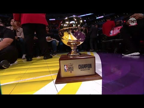 2018 NBA Skills Challenge Highlights | NBA All-Star Weekend