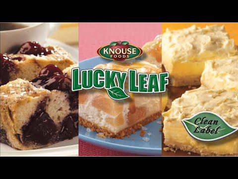 Lucky Leaf Clean Label Dessert Recipes
