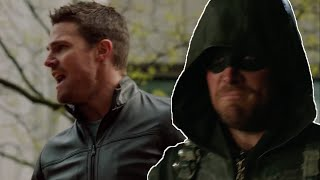 Arrow Season 4 Episode 23 FINALE Trailer Breakdown - Schism