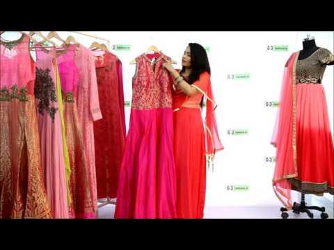 Designer Salwar Kameez Collection in Pink Color Trend