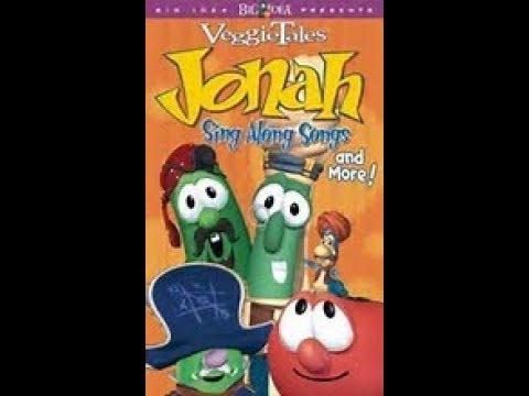 VeggieTales Jonah sing along songs and more! 2002