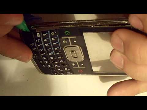 Motorola Q Q9 Q9C Q9H LCD Lens Cover Removal!! Special Request....