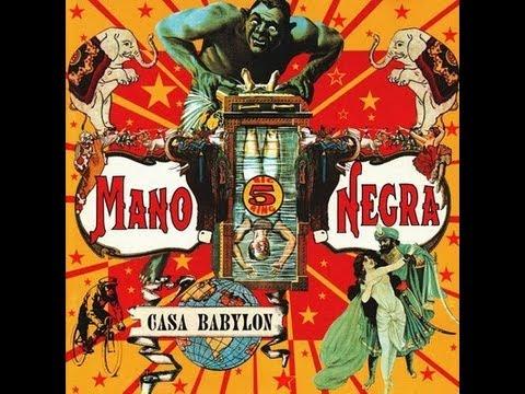 Mano Negra-Mama Perfecta-CASA BABYLON