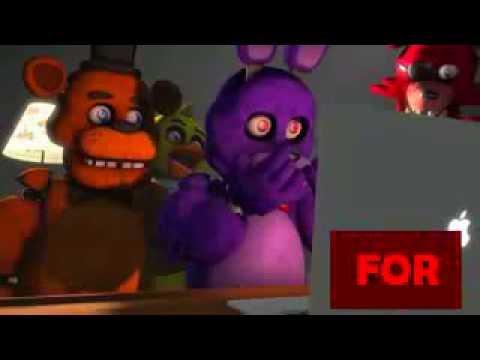 Реакция Бонни на трейлер Fnaf World