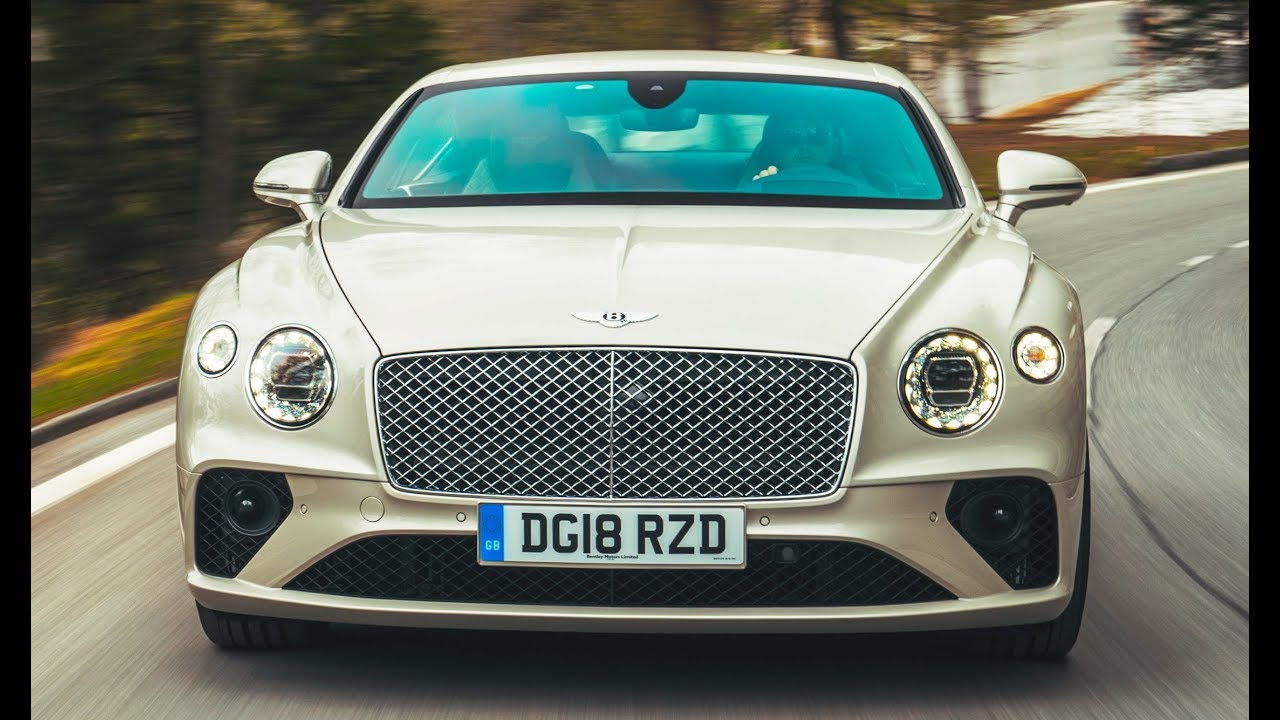 2019 BENTLEY CONTINENTAL GT - Super Luxury Grand Touring