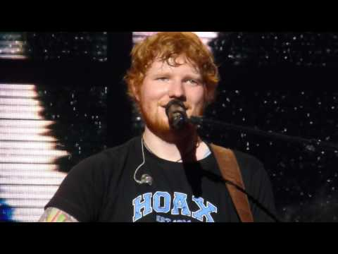 "Ed Sheeran ""Dive"" St.Paul,Mn 7/1/17 HD"