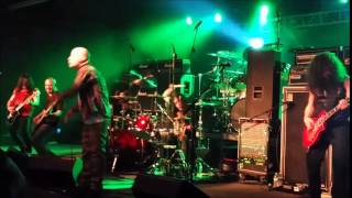 Armored Saint Can You Deliver, Reign Of Fire. May 23, 2015 at 210 Kapones in San Antonio Texas
