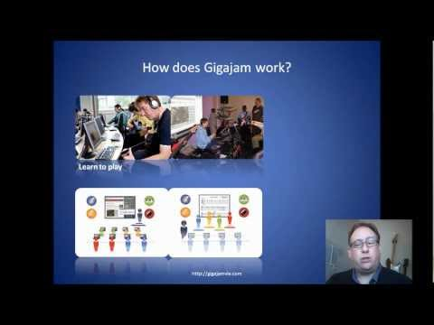 Gigajam & Music Education Hubs.wmv