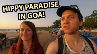 BEST BEACH IN GOA | ARAMBOL BEACH | NORTH GOA | INDIA