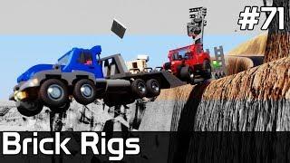Brick Rigs PL [#71] WYBUCHOWY Pościg w KANION /z Plaga
