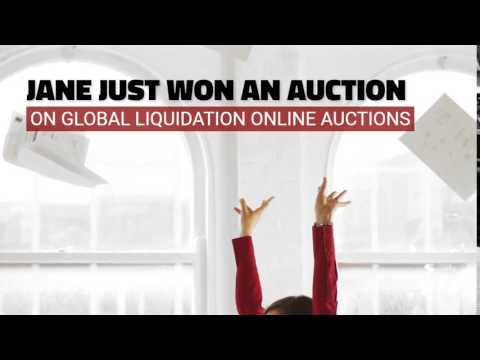 This is Jane- Global Liquidation Online Auctions