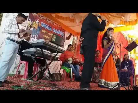 Kabke bichhde hue hum aaj kahan by manoj and anushka shrivastava