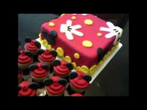 ideas para cumpleaos de mickey mouse