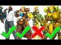 OVERWATCH ANNIVERSAY 2018 SKIN CONTEST?! l Overwatch Custom Gamemode