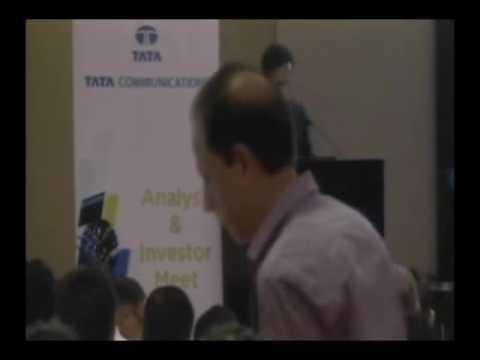 Tata Communications Ltd Analystmeet 19052016