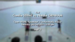 "WISPA 2011 ""Pyramides"" Final Part 2/5 - SERME vs"