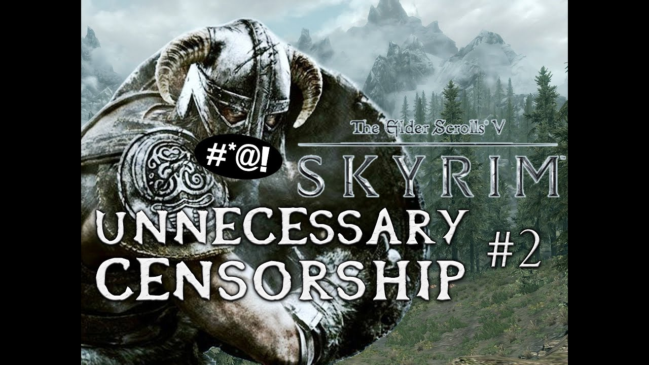 Essay on censorship in video games